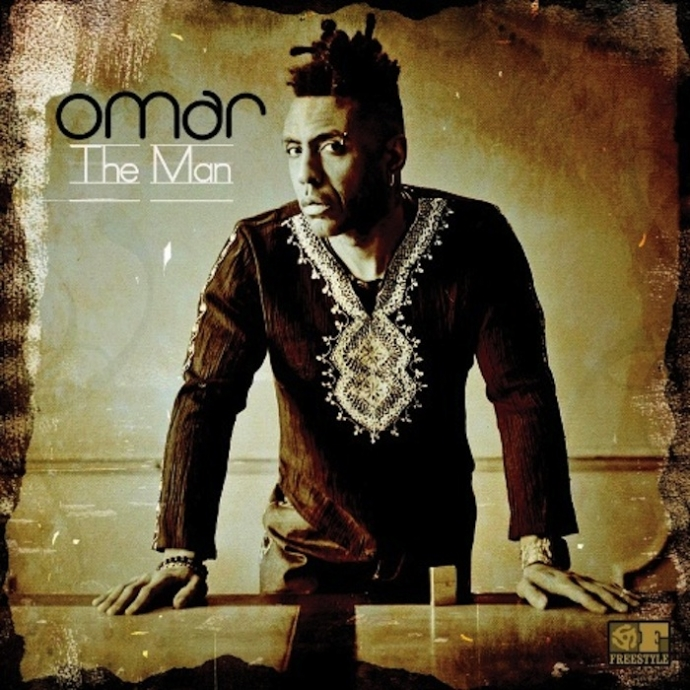 Omar - The man (Freestyle Records)