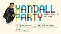 XANDAL PARTY 11.04